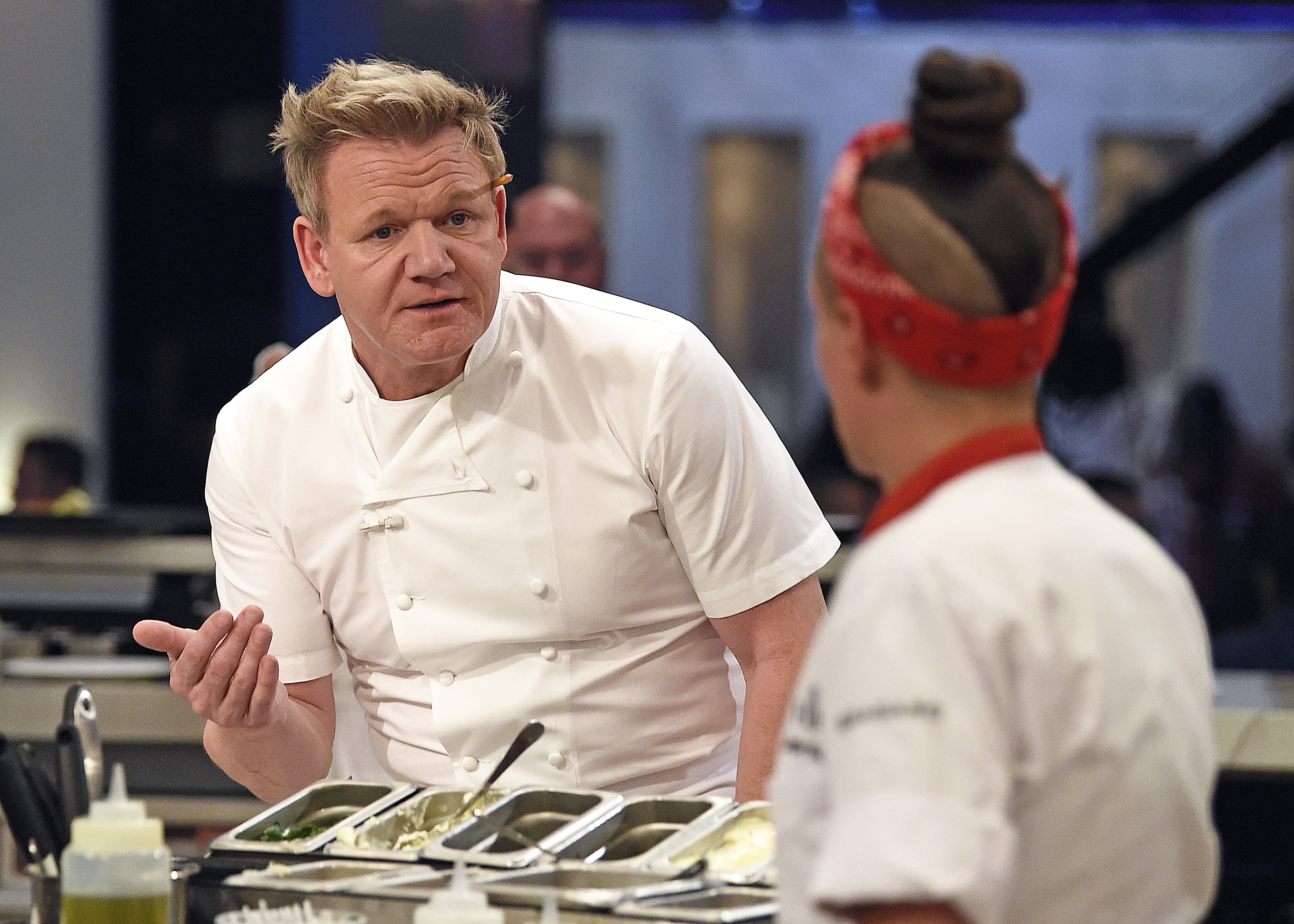 Hell S Kitchen Season 20 Date Cast Synopsis Trailer And More