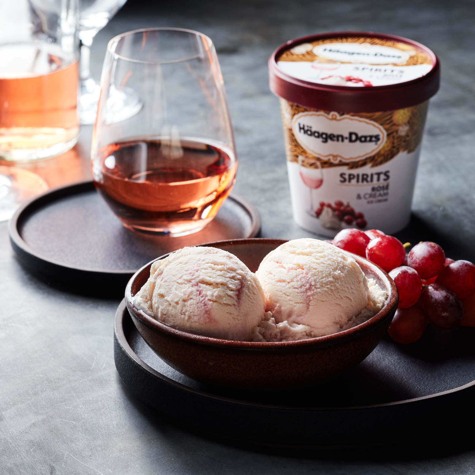 Oddly Satisfying: Häagen-Dazs gives us more spirited perfection with Rosé & Cream ice cream