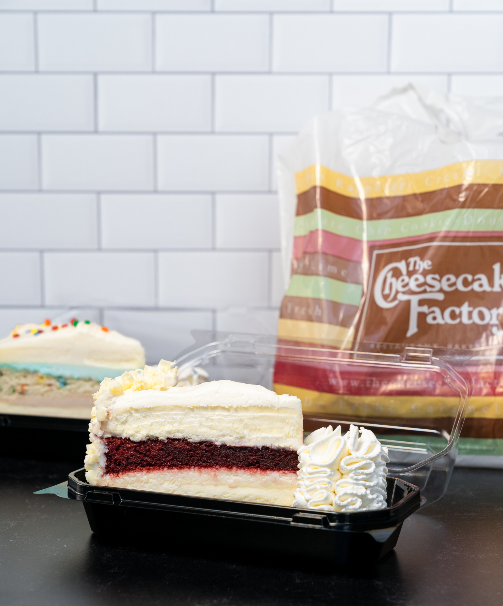 Cheesecake Factory and DoorDash team up for a free slice at lunch