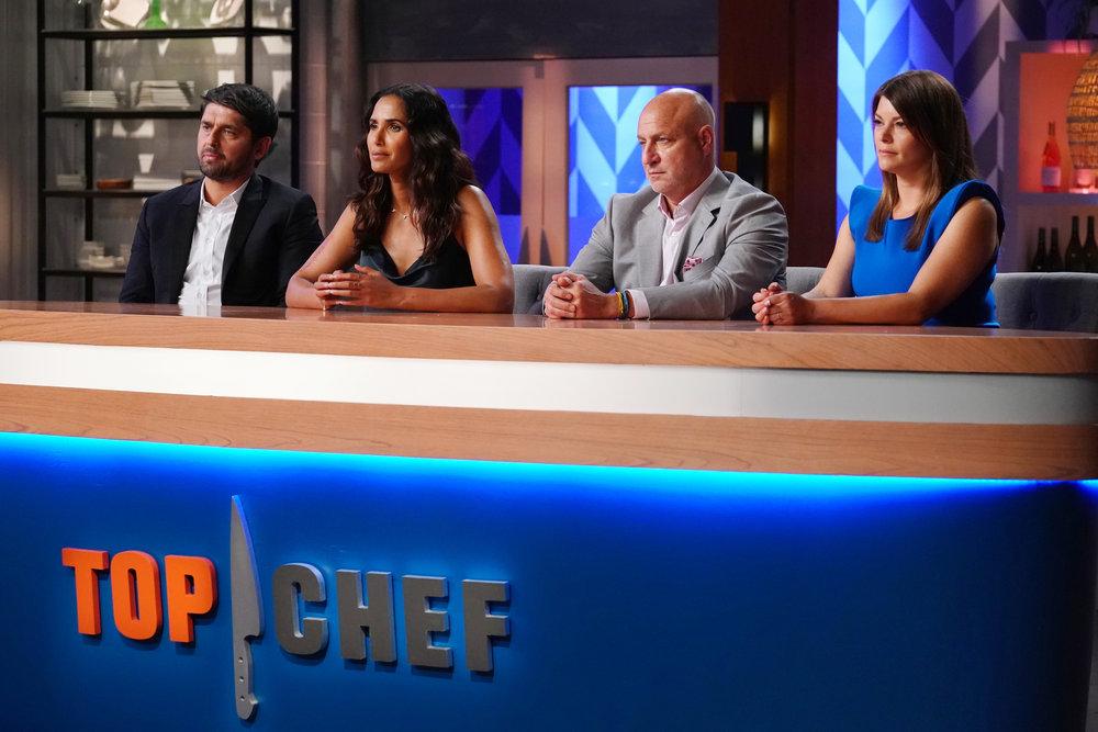 Watch Top Chef Season 17, Episode 3, Strokes of Genius