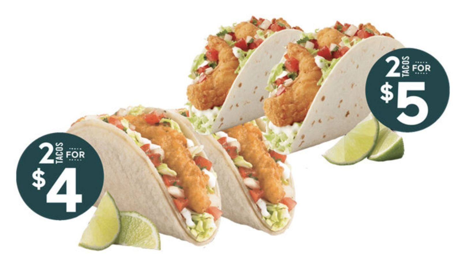 Del Taco: Seafood season just got better with Jumbo Shrimp Tacos